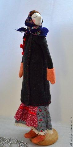 Русская красавица - кукла в народном костюме,русская кукла,народная кукла