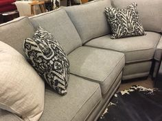 Furniture in Knoxville - Braden's Lifestyles Furniture - Sectional Sofa - Fine Home Furnishings - Home Décor - Home Interiors - Interior Design - The Design Center at Braden's