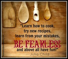 Are you fearless and confident in your kitchen? Do you need some help? Tons of tips and techniques to help you get out of the recipe box and understand how to cook real food! Get Homemade Mommy's new eBook now - special deal until MIDNIGHT tonight only - find out more by clicking on the photo!
