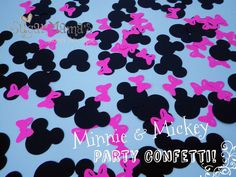 Items similar to Personalized Minnie Mouse OR Mickey Happy Birthday Banner YOUR CHOICE. Minnie Mouse Birthday Theme, Mickey Party, Personalized Happy Birthday Banner, Happy Birthday Banners, Birthday Table, 1st Birthday Parties, Minnie Mouse Bow, Table Confetti, Party Supplies