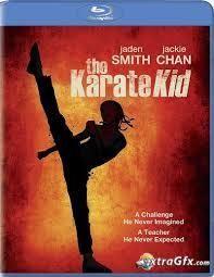 Karate Kid Ultraviolet Code (from blu ray)