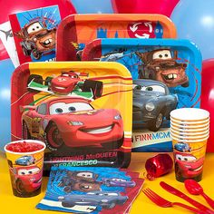Purchase the Disney Cars 2 Party Pack for 8 for less at Walmart.com. Save money. Live better.