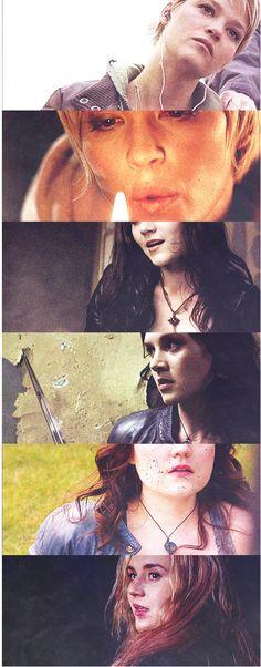 Meg - The only girl to last for 8 seasons on Supernatural