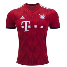 b4a9ca82fb1 Bayern Munchen 18/19 Home Men Soccer Jersey Personalized Name and Number