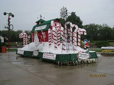 christmas parade float ideas | Christmas Float Pictures by Rudolf