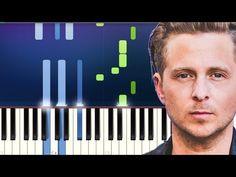 OneRepublic - Rescue Me (Piano Tutorial) Piano Tutorial, One Republic, Piano Lessons, Keyboard, Music, Youtube, Instagram, Piano Classes, Musica