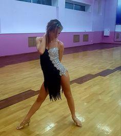 Fringe ballroom dress.VereL