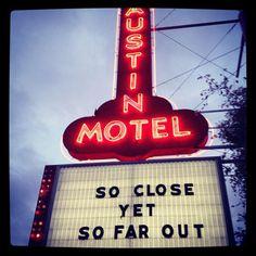 Austin Motel on South Congress