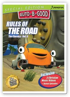 Auto-B-Good: Rules of the Road Special Edition // traits include Uniqueness, Truthfulness, Self-Reliance, Tolerance, and Patience