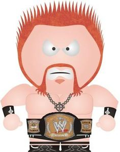 Sheamus WWE Champ Image