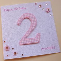 Baby 2nd Birthday Cards | ... Download Personalised Lucky Sixpence Baby Girl 2nd Birthday Gift Ebay