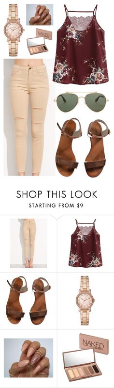 """""""Untitled #466"""" by angela229 ❤ liked on Polyvore featuring Emporio Armani, Michael Kors, Urban Decay and Givenchy"""