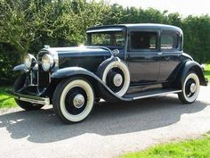 1931 Buick Series 90 Coupe - Model 96