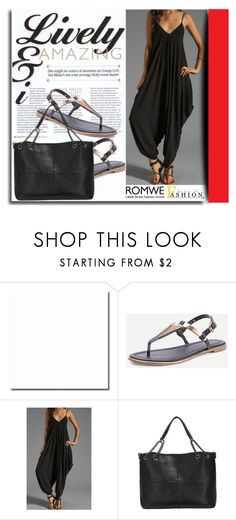 """""""ROMWE 5/10"""" by melissa995 ❤ liked on Polyvore"""