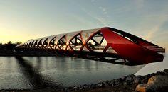Calgary Peace Bridge | by Surrealplaces