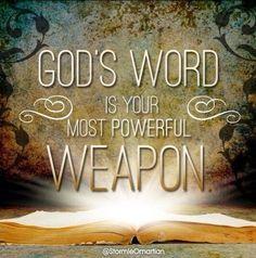 God's Word....