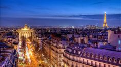 Париж для двоих: 8 романтических идей для незабываемых осенних свиданий. Статьи. Онлайн-гид по Парижу.