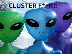 clusterf
