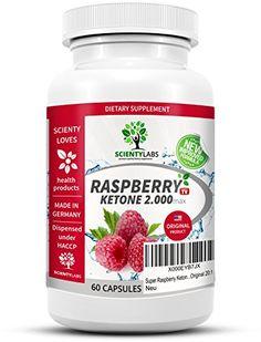 Super Raspberry Ketone 2000. Das US Original von ScientyLabs. Einer der stärksten Himbeer Keton Fatburner mit 2.000mg Tagesdosis Original 20:1 Extrakt ScientyLabs http://www.amazon.de/dp/B00N79DY1I/ref=cm_sw_r_pi_dp_aL-xwb1JY4X7X