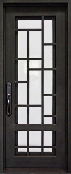 Iron Envy Doors | Wrought Iron Front Doors Dallas