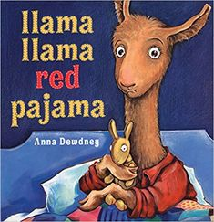 Llama Llama Red Pajama: Anna Dewdney: 9780670059836: Amazon.com: Books