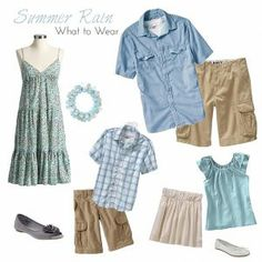 what to wear family photos spring Family Reunion Photos, Family Photos What To Wear, Family Photo Colors, Family Picture Outfits, Summer Family Pictures, Family Pics, Summer Photos, Simple Outfits, Spring Outfits
