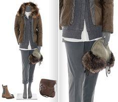 Комплекты из коллекции осень-зима 2011/12 от Brunello Cucinelli