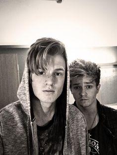 Connor Ball & Tristan Evans❤❤❤❤