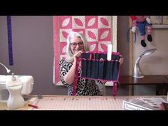 This Apron Is So Handy, I Can't Believe I've Quilted So Long Without One! - 24 Blocks