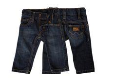 Wee Little Wranglerwestern 5-Pocket jeans for baby. www.babystylista.com