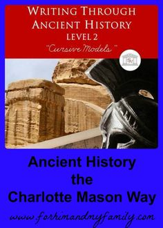 Do you practice Charlotte Mason in your homeschool? Let me introduce Ancient History the Charlotte Mason way! You're going to love it! Teaching History, Teaching Kids, King's College, Cursive Handwriting, History For Kids, Story Of The World, Charlotte Mason, Ancient History, Punctuation