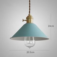restaurant ceiling Pastel Coloured Cone Shade Industrial Pendant Light Tudo And Co Ceiling Light Shades, Ceiling Rose, Ceiling Lights, Farmhouse Light Fixtures, Farmhouse Lighting, Dining Table Lighting, Light Table, Industrial Pendant Lights, Pendant Lamp