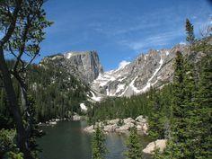 Dream Lake, Estes Park, CO