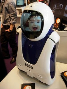 EOS Innovation Telepresence Robot