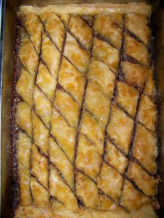 Click here for Frozen Phyllo Dough