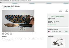 BLACKFOOT DAG KNIFE & SHEATH FOR SALE https://www.liveauctioneers.com/item/17857130_7-blackfoot-knife-sheath