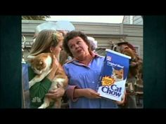 Christina Applegate Cat Chow Commercial