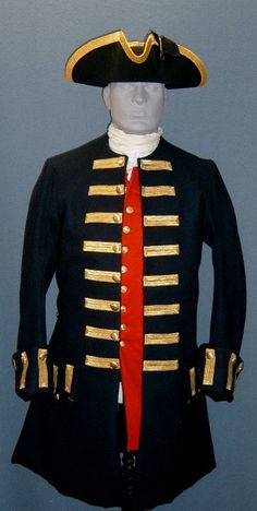 Historical Costume, Historical Clothing, Larp, 19th Century Fashion, 18th Century, American Indian Wars, British Army Uniform, French Army, American Revolution