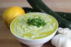 Paleo Hummus (Zucchini Hummus)