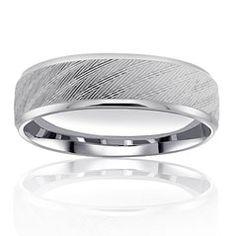 15c538c740b Reis-Nichols Jewelers   Wedding Band - 14 K white gold Wedding Bands