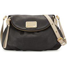 Marc By Jacobs Classic Q Natasha Colorblock Crossbody Bag Black Multi