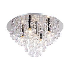 Lampadario da soffitto Londra - 5 luci