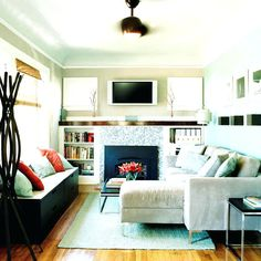 Wohnzimmer Mit Essbereich Dunkler Holzboden Creme Wandfarbe | Brabanter  Straße | Pinterest | Dunkle Holzböden, Holzboden Und Wandfarbe