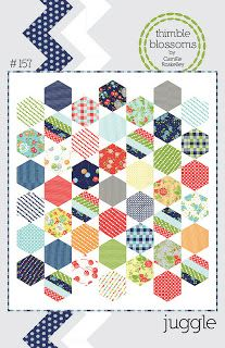 Quilt, Sweet Quilt: Honeycomb Hints from Bonnie and Camilleby Moda... the Cutting Table.