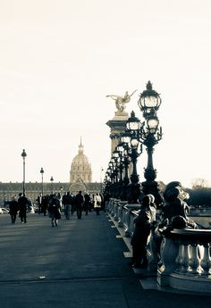 Pont Alexandre III by marin.tomic, via Flickr