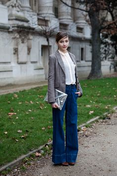 Great transitional look - Paris chic on http://thelocals.dk