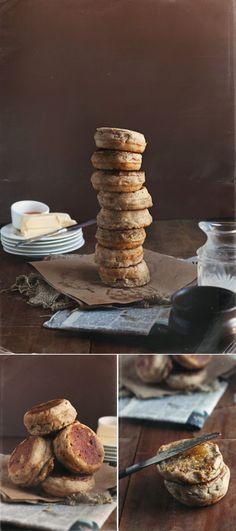 // english muffins