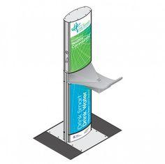 aquafil Wheelchair Accessible Drinking Fountain