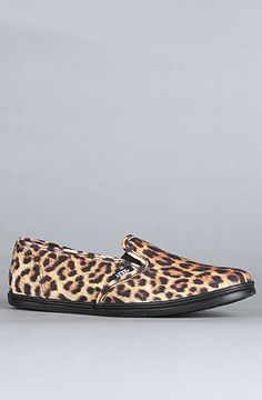 $55 The Slip On Lo Pro Sneaker in Black Leopard by Vans Footwear -- Use repcode SMARTCANUCKS for 20% off your entire purchase on karmaloop.com -- http://lovekarmaloop.com