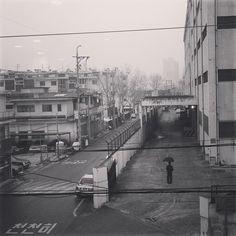 pop_con / 대구는 지금 비가 오고있습니다. / 대구 중 수창 / #골목 #거리 #사람 #설비 / 2013 02 05 /